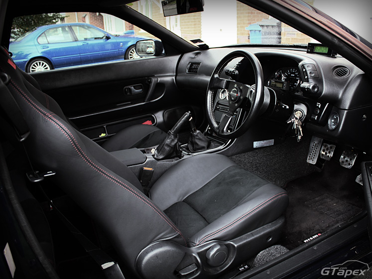 R32 Interiors Gt R Register Nissan Skyline And Gt R